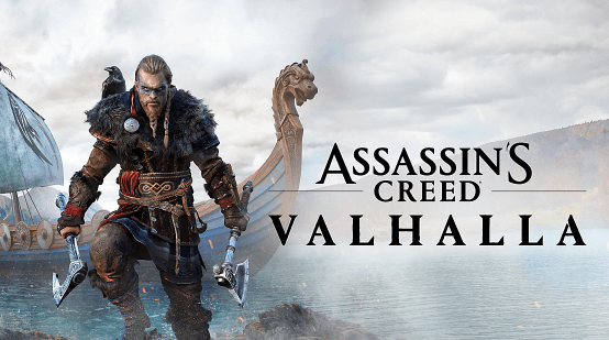 Assassin's Creed Valhalla PS5 spil