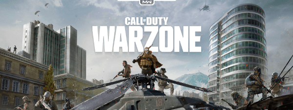 Call of Duty Warzone PS5 spil