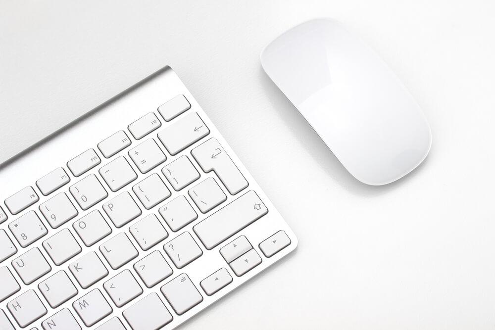 PS5 Tastatur og mus