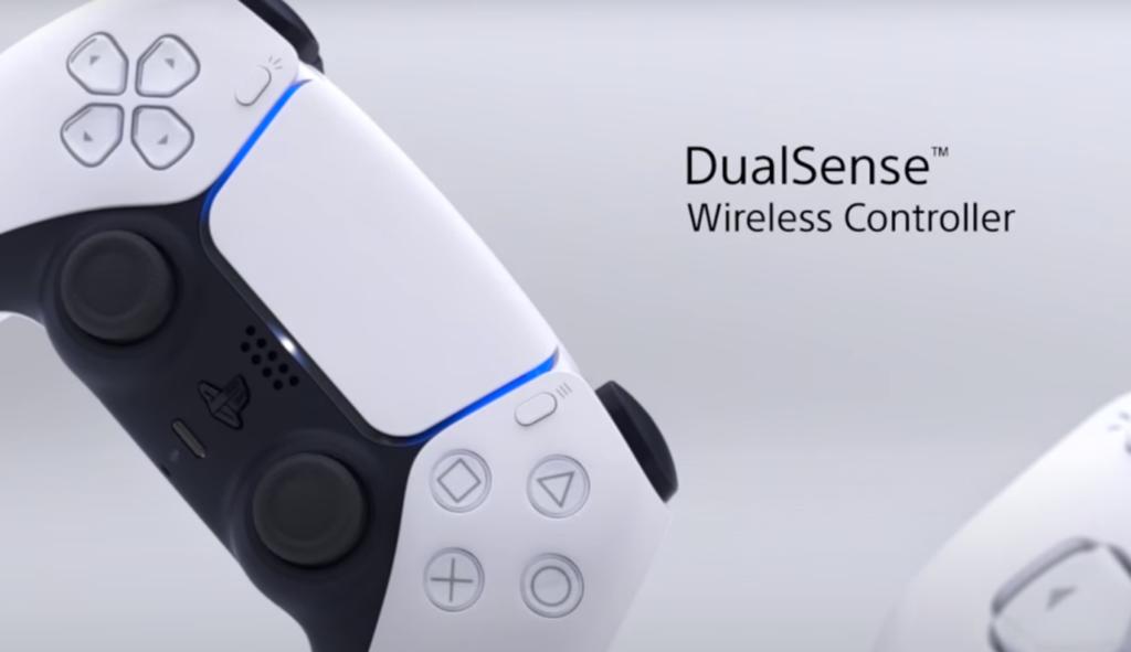 Billede af PS5 DualSense wireless controller designet