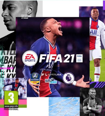 forudbestil FIFA 21